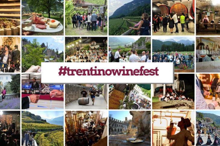 Trento Fiere Calendario.Trentinowinefest 2019 Strade Del Vino Del Trentino